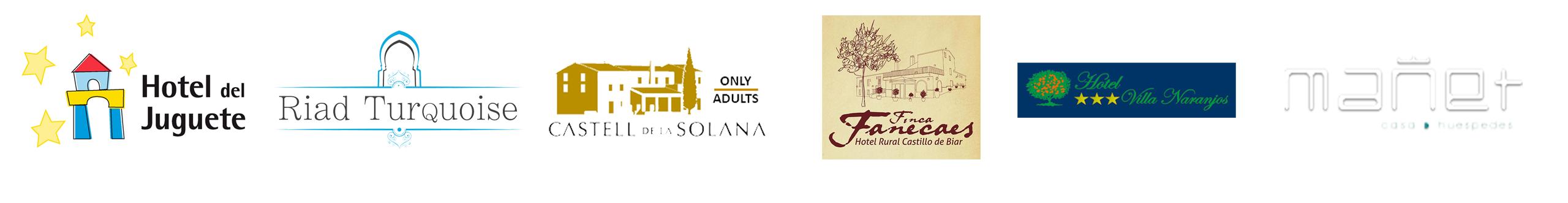 hoteles logos